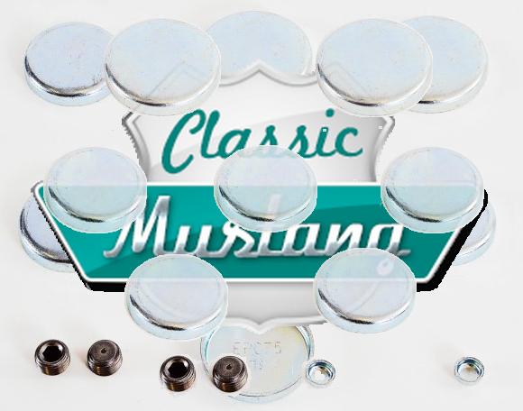 jeu de pastilles de sablage ford mustang 6 cylindres de. Black Bedroom Furniture Sets. Home Design Ideas